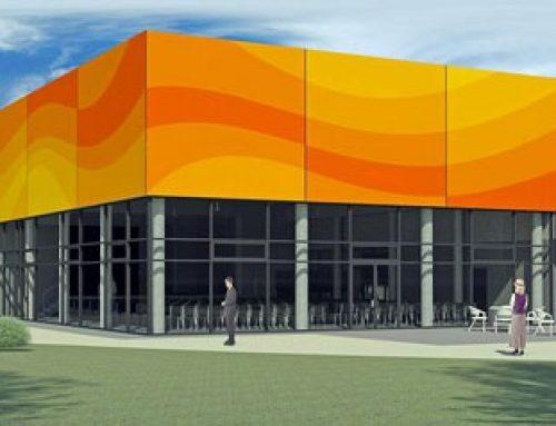 Multifunktionshalle Spessart Therme, Bad Soden-Salmünster