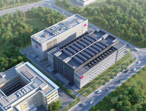 Zenium Rechenzentrum Frankfurt am Main