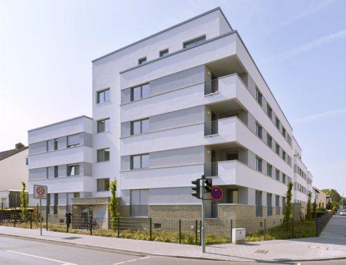 Wohngebäude Rhönstraße Offenbach